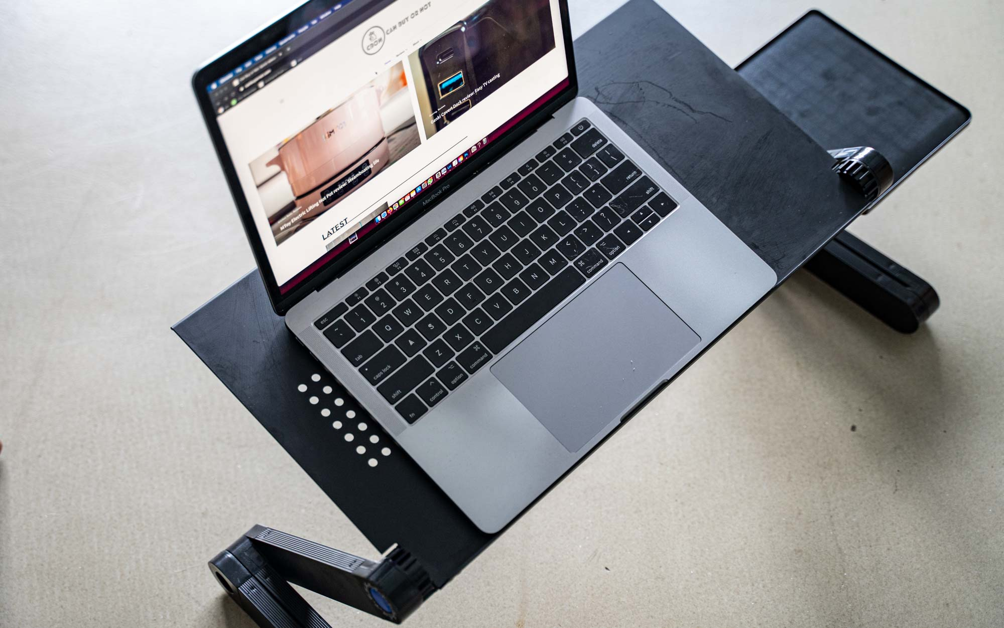 Foldable Adjustable Laptop Stand
